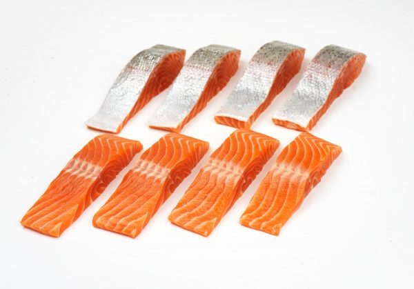 Salmon and Trout portion without package