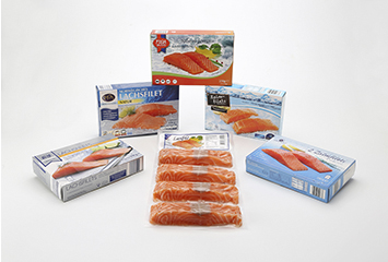 Salmon-packaged